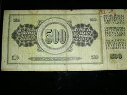 500 dinár