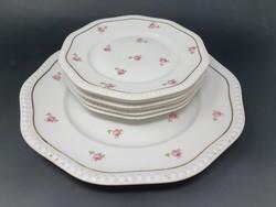 Rosenthal rózsás süteményes