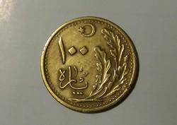 Törökország 100 Para 1922.