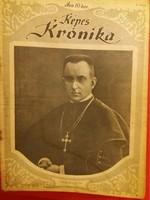 Antik Képes Krónika folyóirat újság 9. szám