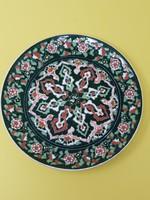 Kutahya kézzel készített porcelán falitányér