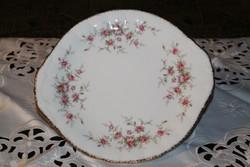 Angol Paragon Viktóriana Rose süteményes tál