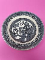 Antik kinaizáló RM Stone Chine angol tányér