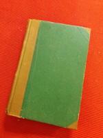 Antik kemény fedeles könyv 1910 : A középkor főbb Krónikásai