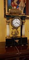 Biedermeier óra az 1800 évek második feléből