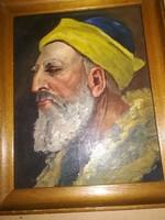 Arab férfiportré