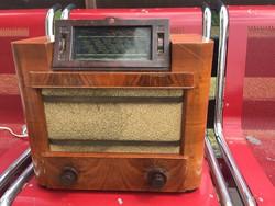 Antik Philips rádió