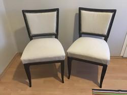 Art deco székek - felújítva