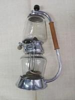 Lombik üveg kávéfőző