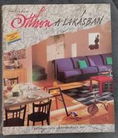 Preisich Anikó: Otthon a lakásban c. könyv RETRO