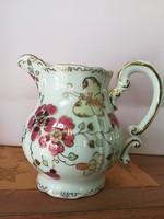 Zsolnay Pillangós teás tejkiöntő