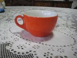 Zsolnay   retro teás  az őtvenes  évekből    95 mm
