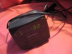 Grundig rádiós ébresztő óra