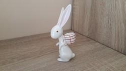 Aquincumi porcelán art deco puttonyos nyúl