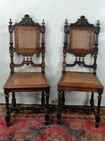 Antik székek-2 db