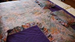 Ágytakaró 2 db párnával