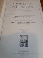 1912  A TETEMBONTÁS ATLASZA