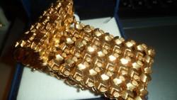 18K arany karkötő