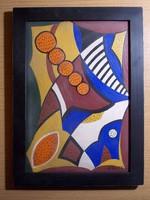 Réth Alfréd festmény