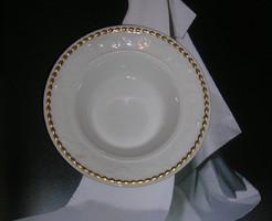 Vintage esküvőre  porcelán tálka