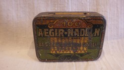 Antik gramofontű doboz