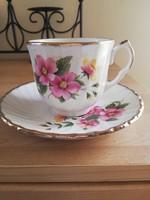 Angol Staffordshire 1,5 dl-es porcelán csésze
