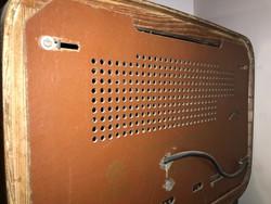 Meiningen régi rádió