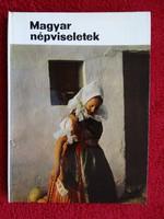 Gáborján Alice : Magyar népviseletek