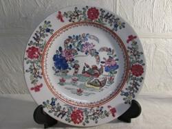 Kiválo Kinai antik tányér