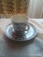 Jáger egyedi csésze szalmavirágos