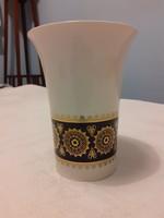 Unterweissbach porcelán váza