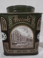 Fém - Harrods - teásdoboz - 13 x 10 x 10 cm