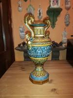 Schütz Cilli hatalmas vázá empire stílusú. 19 sz.