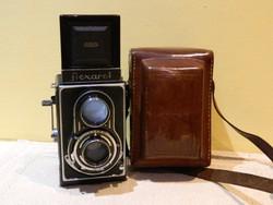 1960-as évek Flexaret IV Meoptat csehszlovák kamera 80mm/3.5 lencse.Ritka!
