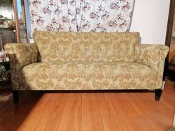 Kanapé fotel garnitúra szép állapotban  3+1+1(257)