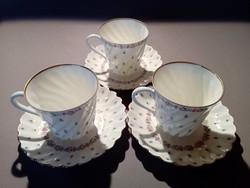 3 db Lomonosov csésze