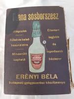 Czim es Lakásjegyzék 1916 XXVII.évfolyam.