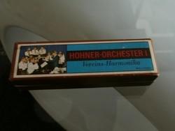 Hohner Orchester I szájharmonika G moll