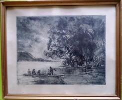 Aszódi Weil Erzsébet: Duna fái