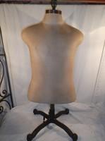 Próbababa - EXPOR mannequins - BRAZÍLIÁBÓL - nehéz - öntöttvas talp - állítható magasság