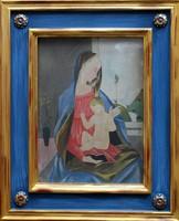 Molnar C. Pál festmény