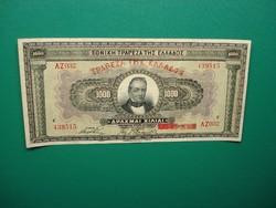 Görögország 1000 drachma 1926
