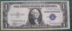 USA 1 Dollár -1935 Ezüst fedezetű -T 59567581 A - Korai típus - Ritkább R !