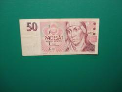 Csehország 50 korona 1997