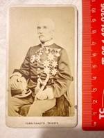 Coronini-Cronberg Graf, Johann Baptist,  (Sebastianutti, Trieste)  Ferenc József császár nevelője