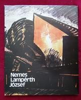 Mezei Ottó : Nemes Lampérth József