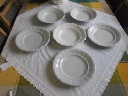 """Régi Zsolnay """" paraszt """" tányérok"""