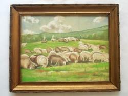 Szőnyi István festmény