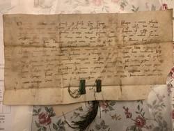 Váradi káptalan oklevele 1279-ből.