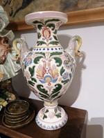Nagy mèretű szecessziós Bozsik váza